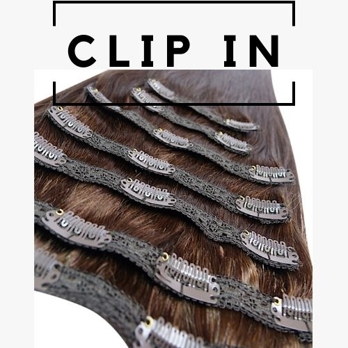 clip in extensions-hair factory